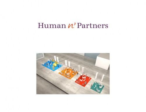 HUMAN N' PARTNERS – Exposition – 06/17
