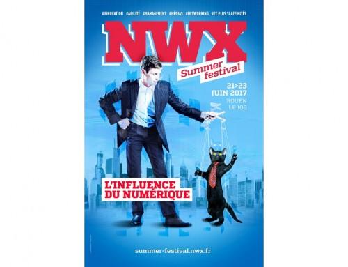 NWX Summer Festival 2017 – Organisation de festival – 06/17