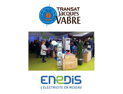 ENEDIS – Transat Jacques Vabre 11/17