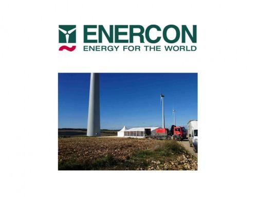 ENERCON – Inauguration Parc Éolien