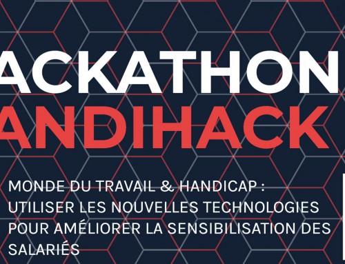 Le premier hackathon sur le handicap en Normandie co-organisé par Granit !