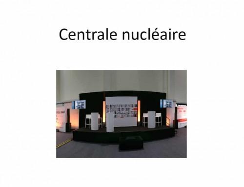 Voeux aux salariés 2018 – Centrale nucléaire