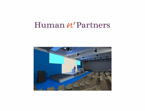 HUMAN N'PARTNERS – Convention et ateliers de travail – 12/17