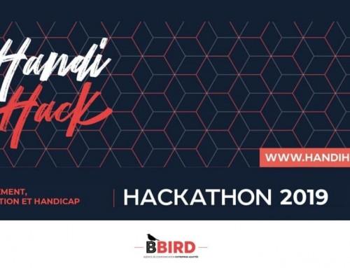 HANDIHACK 2019 : 2e édition du hackathon rouennais sur le thème du handicap