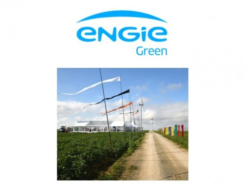 Inauguration Parc Éolien ENGIE Green – Mars 2019