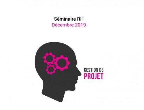 Séminaire RH – Décembre 2019